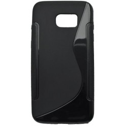 Gumené puzdro S-Line Samsung Galaxy S7 Edge, čierne