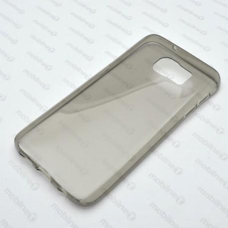 Gumené puzdro Samsung Galaxy S7, sivé, anti-moisture