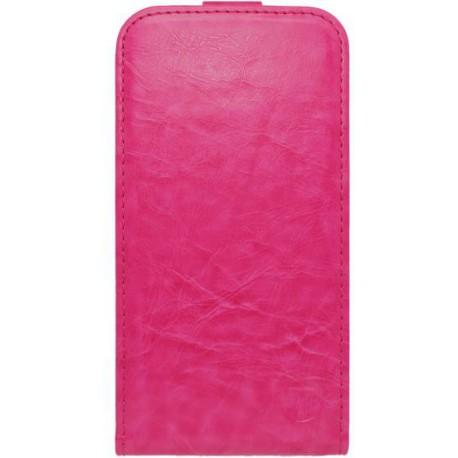 Sklopné knižkové puzdro Samsung Galaxy A3 2016, ružové