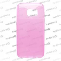 Gumené puzdro Samsung Galaxy S7, ružové, anti-moisture
