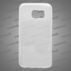 Gumené puzdro Samsung Galaxy S7, priehľadné, anti-moisture