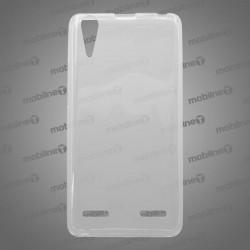 Gumené puzdro Lenovo A6010, priehľadné, anti-moisture
