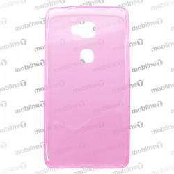 Gumené puzdro Huawei Honor 5X, ružové, anti-moisture