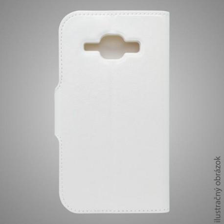 Bočné knižkové puzdro Samsung Galaxy A5 2016, biele