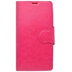 Bočné knižkové puzdro Lenovo A7010 , ružové