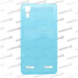 Gumené puzdro Lenovo A6010 modré, anti-moisture