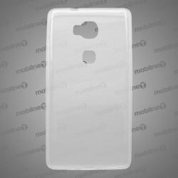 Gumené puzdro Huawei Honor 5X, priehľadné, anti-moisture