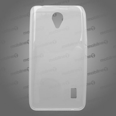 Gumené puzdro Huawei Y635, priehľadné, anti-moisture