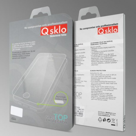 Tvrdené sklo Qsklo 0.25 mm pre Samsung Galaxy J3 2016