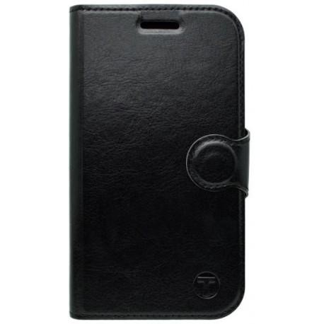 Bočné knižkové puzdro LG K8, čierne