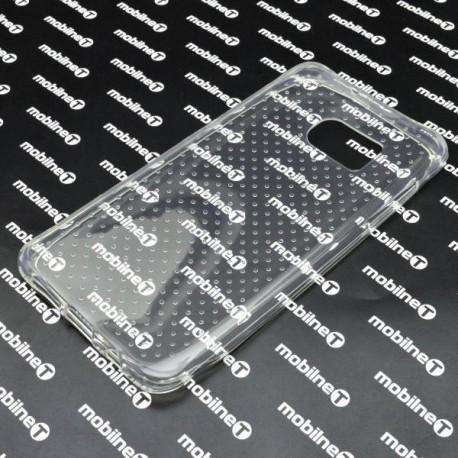 Gumené puzdro Hockey Samsung Galaxy S7, priehľadné