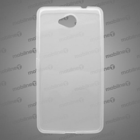 Gumené puzdro Microsoft Lumia 650, priehľadné, anti-moisture