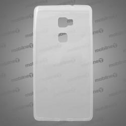 Gumené puzdro Huawei Mate S, priehľadné, anti-moisture