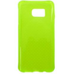 Gumené puzdro Hockey Samsung Galaxy S7, zelené