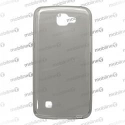 Gumené puzdro LG K4, sivé, anti-moisture