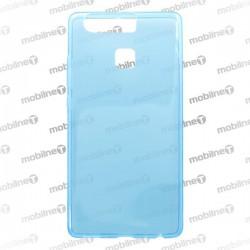 Gumené puzdro (obal) Huawei P9, modré, anti-moisture