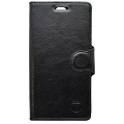 Knižkové puzdro bočné Lenovo Vibe S1 Lite, čierne