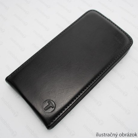 Sklopné knižkové puzdro Moto X Style, čierne