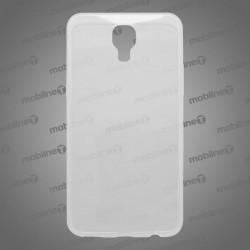 Gumené puzdro LG X Screen, priehľadné, anti-moisture