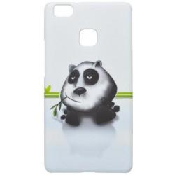 HUA P9 Lite vzor. Panda plastové puzdro