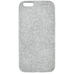 Plastové puzdro iPhone 6, sivé