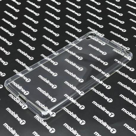 Gumené puzdro Sony Xperia E5, priehľadné, anti-moisture