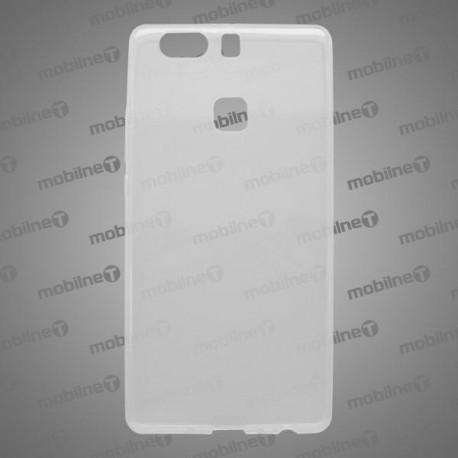 Gumené puzdro Huawei P9 Plus, priehľadné, anti-moisture