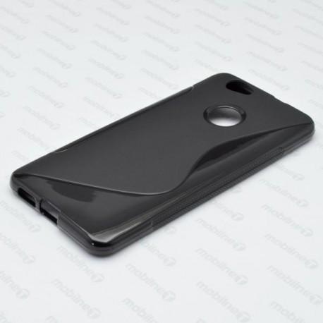 Gumené puzdro / obal S-Line Huawei Nova, čierne