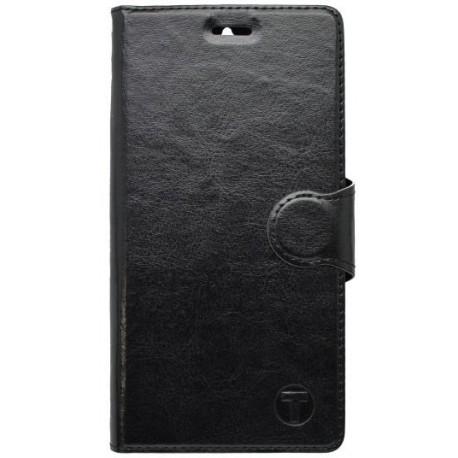 Bočné knižkové puzdro Lenovo Vibe C2, čierne