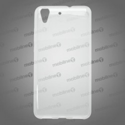 Gumené puzdro Huawei Y6 II, priehľadné, anti-moisture