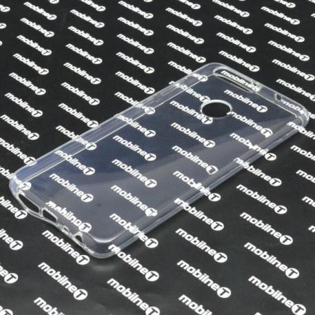 Gumené puzdro Huawei Honor 8, priehľadné, anti-moisture