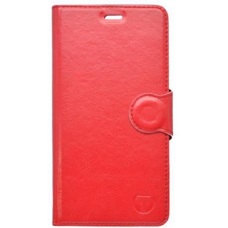 Bočné knižkové puzdro Huawei Honor 8, červené