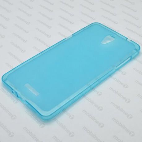 Matné gumové puzdro Coolpad Modena 2 modré