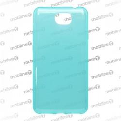 Gumené puzdro / obal Huawei Y6 II Compact, modré, anti-moisture