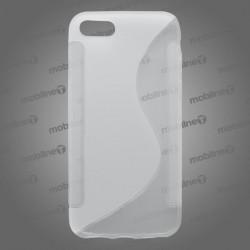 Gumené puzdro / obal S-Line iPhone 7, transparentné