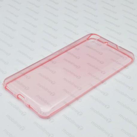 Gumené puzdro / obal Huawei Y6 II, ružové, anti-moisture