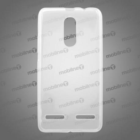 Gumené puzdro (obal) Lenovo K6, K6 Power, priehľadné, anti-moisture