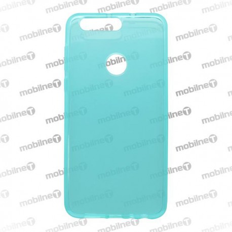Gumené puzdro / obal Huawei Honor 8, modré, anti-moisture