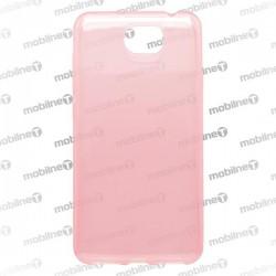 Gumené puzdro / obal Huawei Y6 II Compact, ružové, anti-moisture