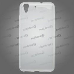 Gumené puzdro / obal Huawei Y6 II, priehľadné, anti-moisture