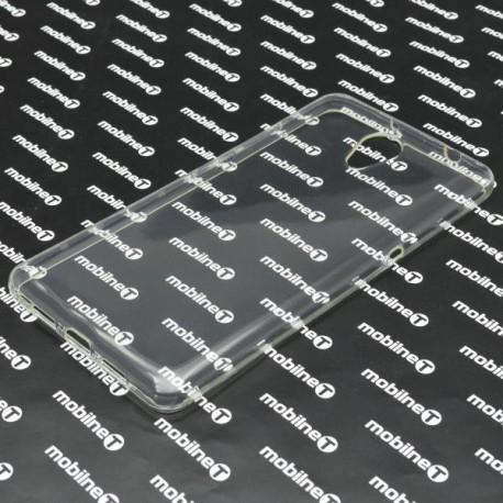 Gumený obal Lenovo P2, priehľadný, nelepivý