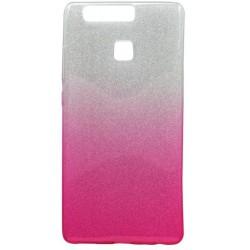 Ochranné puzdro / obal s trblietkami Huawei P9, ružové