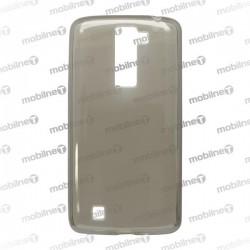 Gumené puzdro / obal Huawei Honor 7 Lite, sivé, anti-moisture