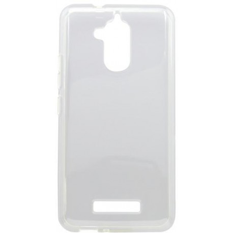 Gumené puzdro Asus ZenFone 3 Max, transparentné