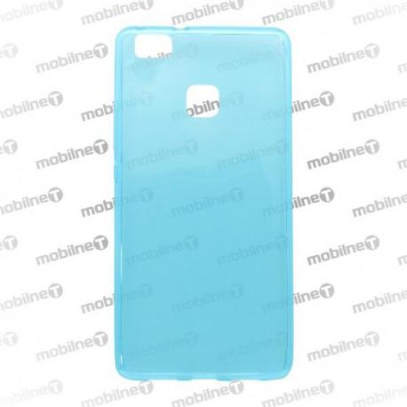 Gumené puzdro / obal Huawei P9 Lite, modré, anti-moisture