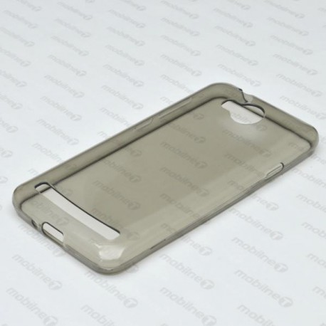 Gumené puzdro / obal Huawei Y3 II, sivé, anti-moisture