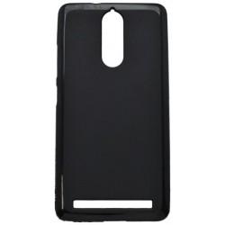 Gumené puzdro / obal Lenovo Vibe K5 Note, čierne