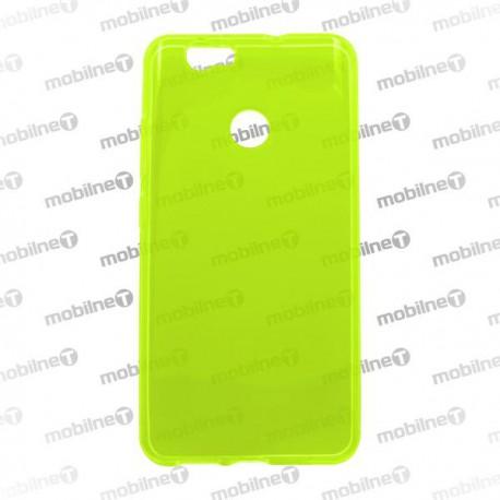 Gumené puzdro / obal Huawei Nova, zelené, anti-moisture