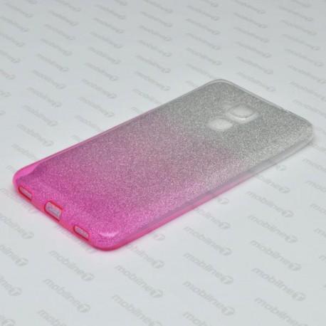 Ochranné puzdro / obal s trblietkami Huawei Honor 7 Lite, ružové