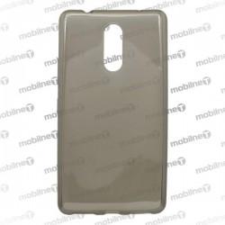Gumené puzdro / obal Lenovo K6 Note, sivé, nelepivé - anti-moisture